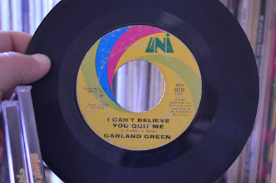 Garland Green - I Can\'t Believe You Quit Me / Jealous Kind Of Fella  1969 (Uni)