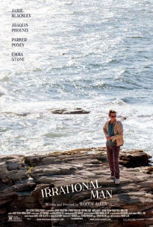 """Irrational Man"" del genial Woody Allen."