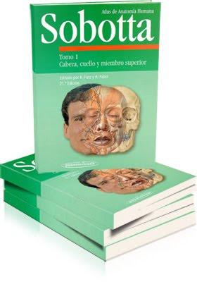 PBOOK002 Atlas De Anatomia Humana Sobotta Vol.1 e Vol.2   R. Putz e R. Pabst