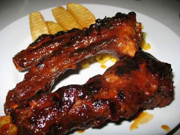 ALL BEST RECIPE: Grilled beef ribs (Steak Iga Bakar)