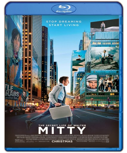 The Secret Life of Walter Mitty 1080p HD Latino Dual