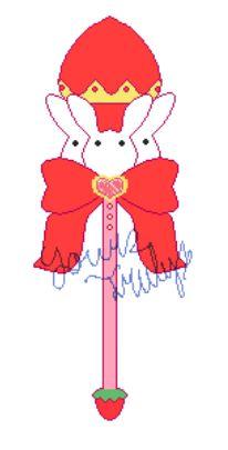 tokyo mew love berry wand