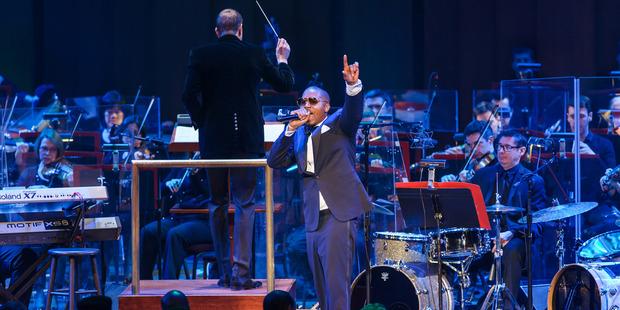 Rapper Nas awarded Harvard's W.E.B DuBois Medal