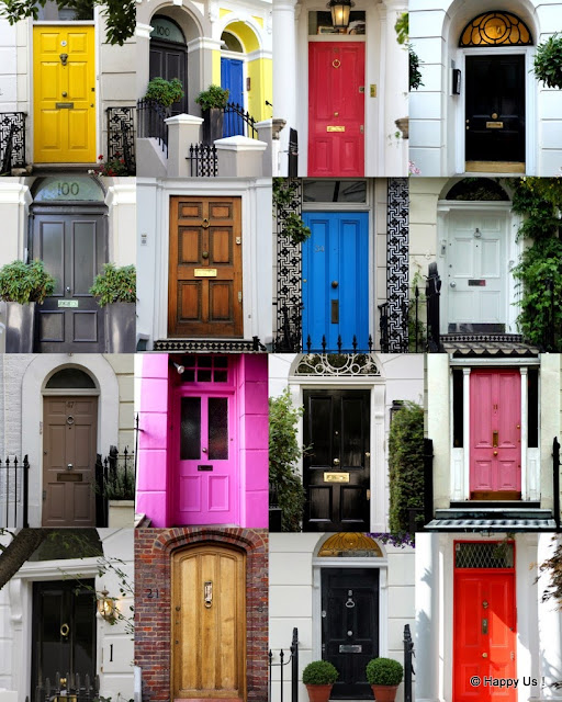 Portes londoniennes