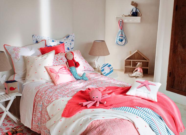 Silvia home decor zara home kids collection - Zara home kids cortinas ...