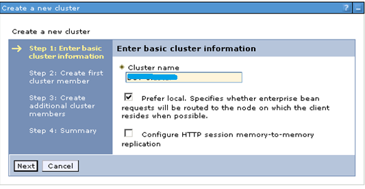 Create a New SQL Server Failover Cluster (Setup)