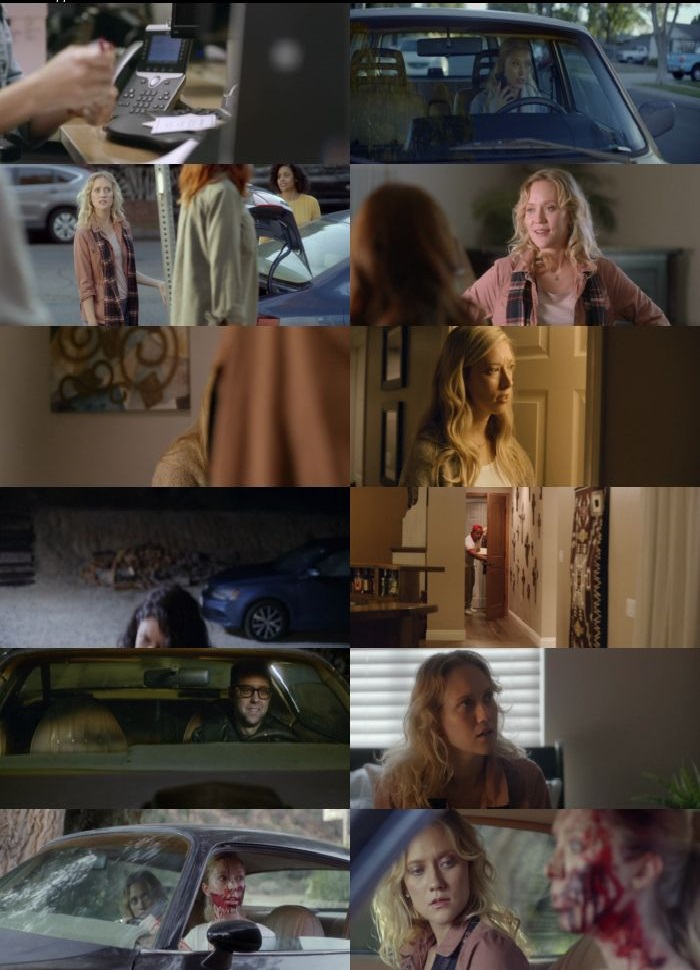 Screen Shot Of Killer Kate! 2018 Full Movie Download Free Watch Online 300MB