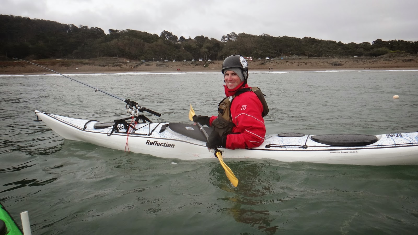 Headwaters fishing team sea kayak fishing course at for The best fishing kayak