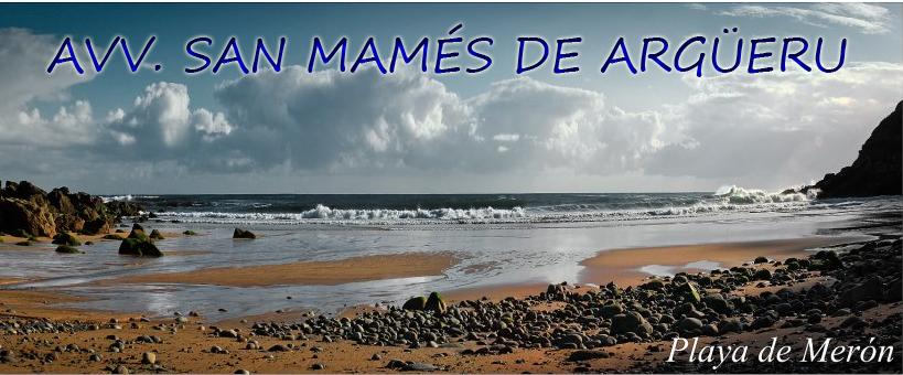 Asociación de vecinos SAN MAMÉS DE ARGÜERU