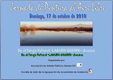 Jornada de Pintura en La Laguna