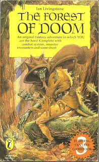 Forest of Doom cover