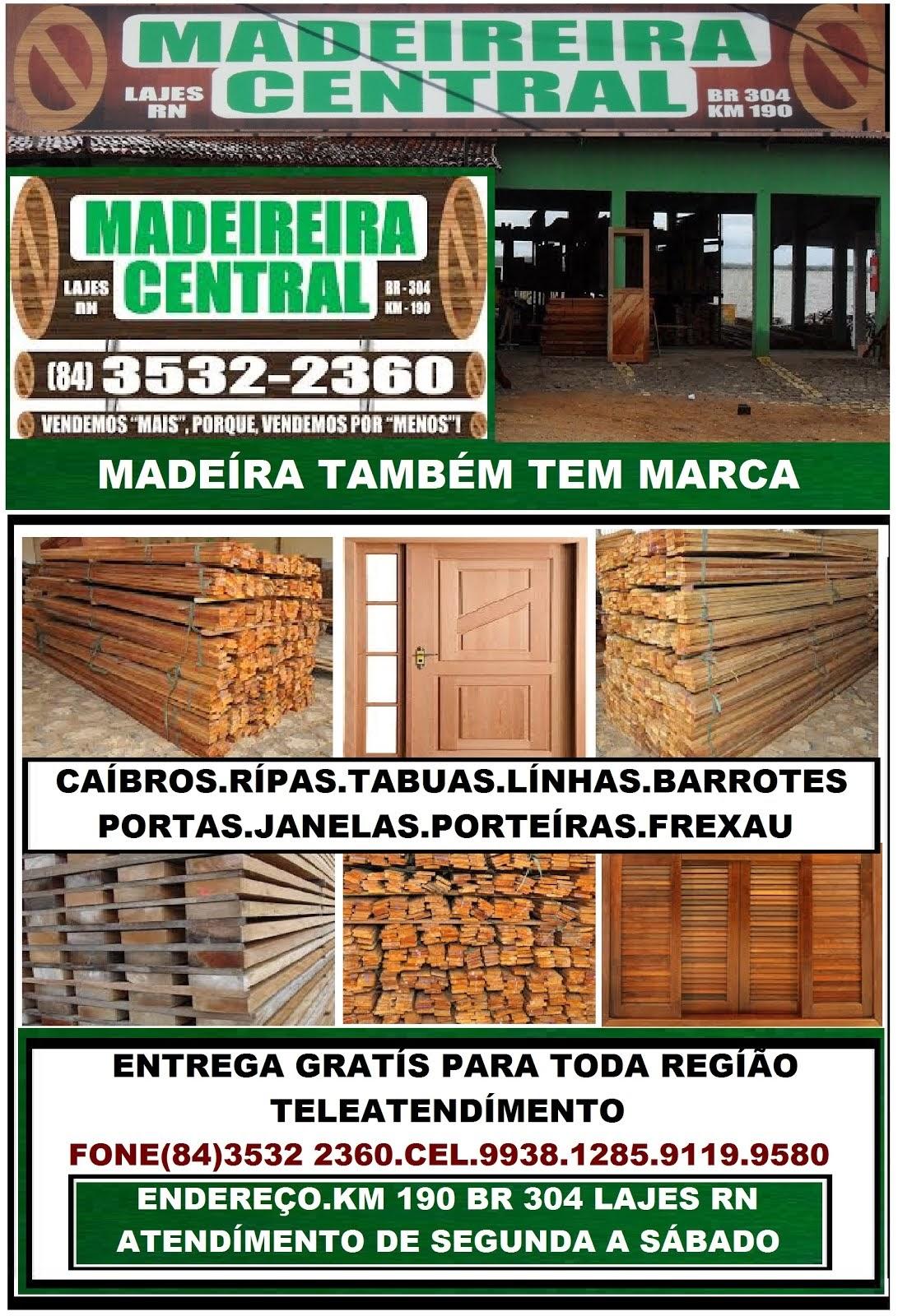MADEIREÍRA CENTRAL LAJES RN