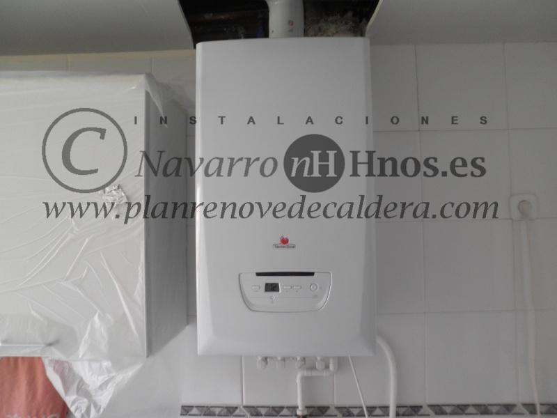 Montaje caldera saunier duval semia condens f 25 iii - Tipos de calderas de gas natural ...