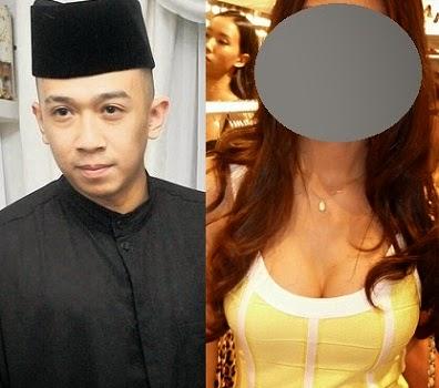 6 Foto panas tak bertapis ibu tiri Nedim Nazri kekasih Nora Danish