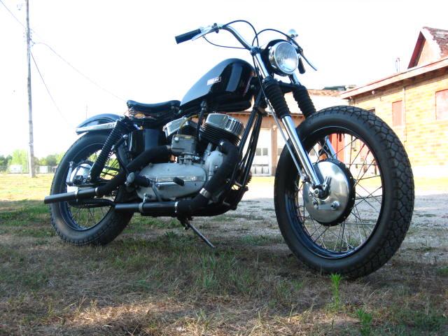 sideblog: 1952 K Model