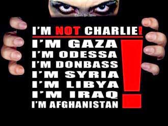 I'm not Charlie!