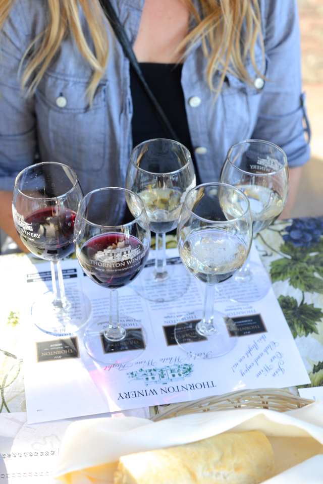 girls wine tasting trip in Temecula, California via M Loves M @marmar