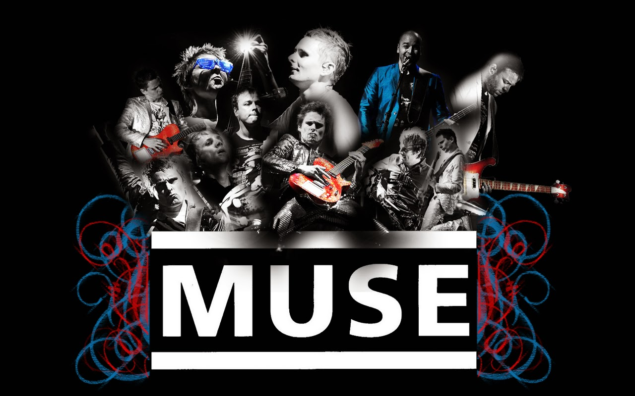 Muse are an alternative rock band from Teignmouth, England. http://www.jinglejanglejungle.net/2015/01/uk3.html #Muse
