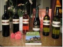 Winzergenossenschaft Edenkoben 2 Weißweine, 2 Rotweine, 1 Rosé und 1 Riesling-Sekt