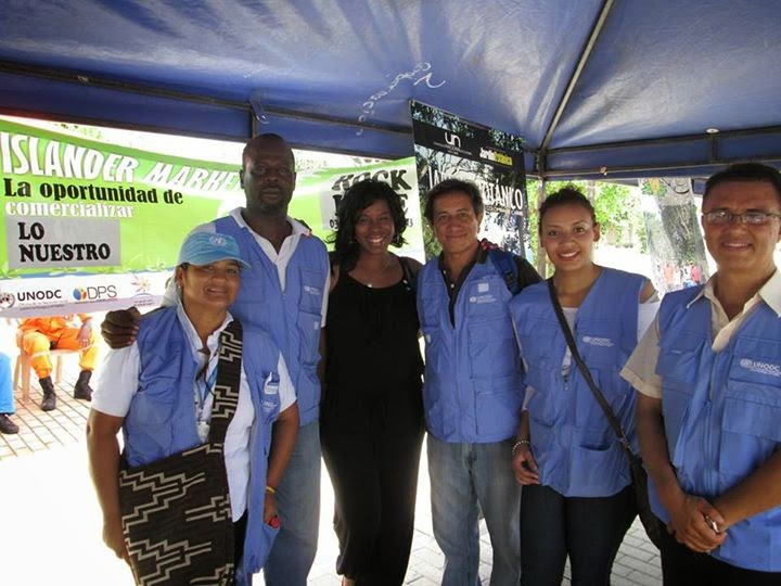 UNODC Promoting Opportunity in Colombia