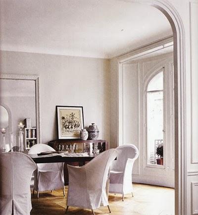 Paris Apartment Decor