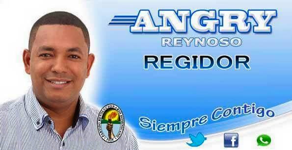 ANGRY REYNOSO...REGIDOR