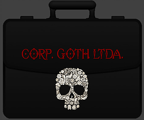 Corp. Goth no Pinterest