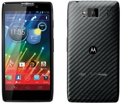 Motorola RAZR HD XT925 complete specs and features