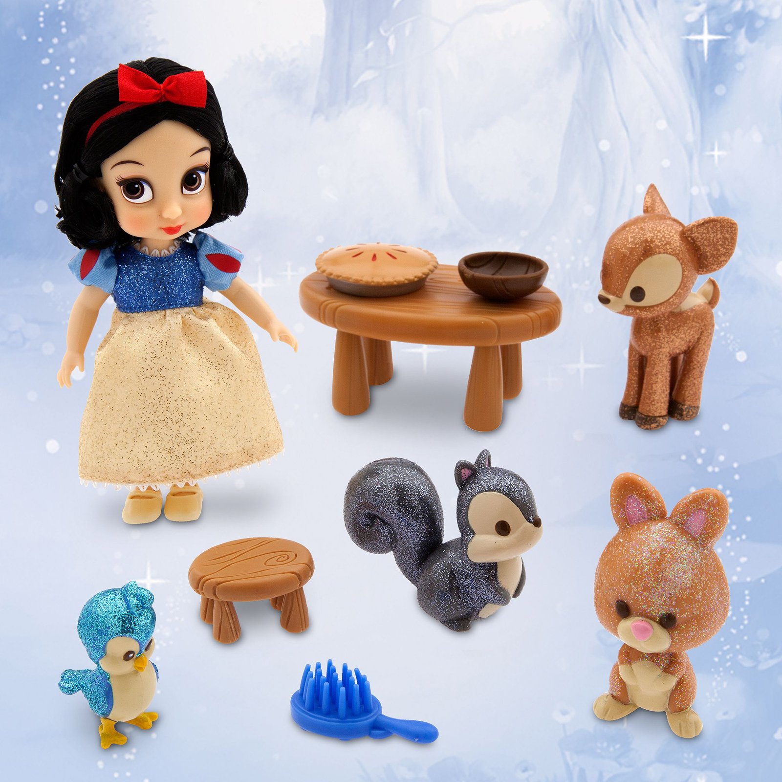 Filmic Light Snow White Archive 2015 Disney Animators