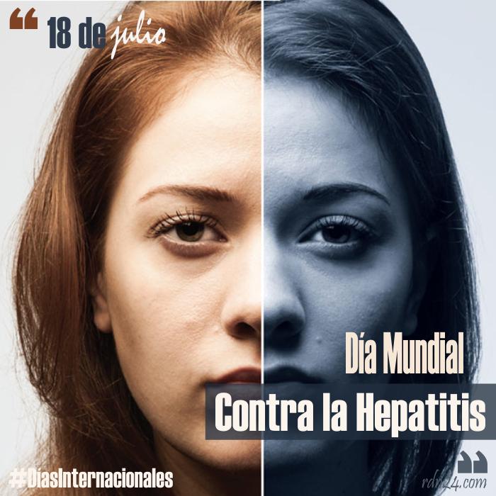 28 de julio – Día Mundial contra la Hepatitis #DíasInternacionales