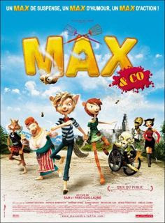 descargar Max & Co – DVDRIP LATINO