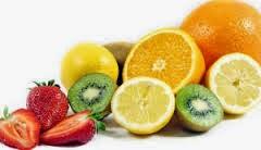 Los tipos de Vitaminas