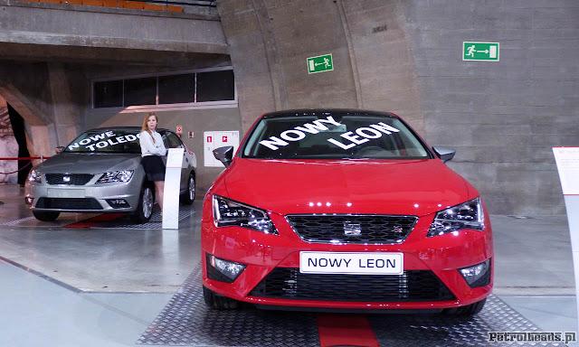Seat Leon i Toledo, relacja z Auto Show Wroclaw 2013