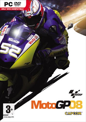 Free Download MotoGP 08 PC Game Full Version
