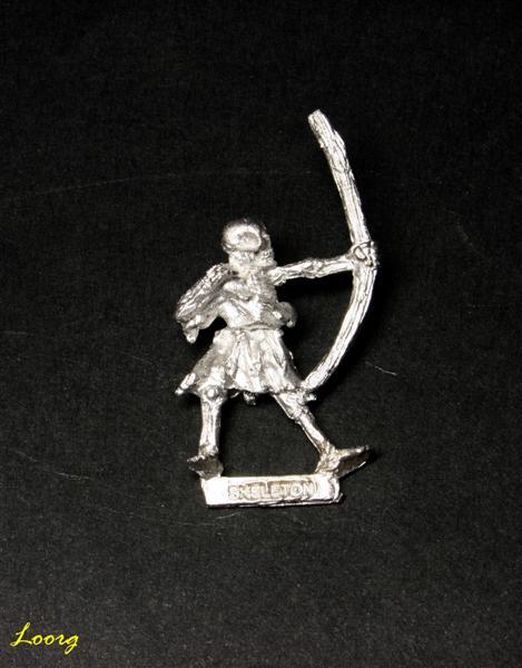 Frontal Arquero esqueleto 1