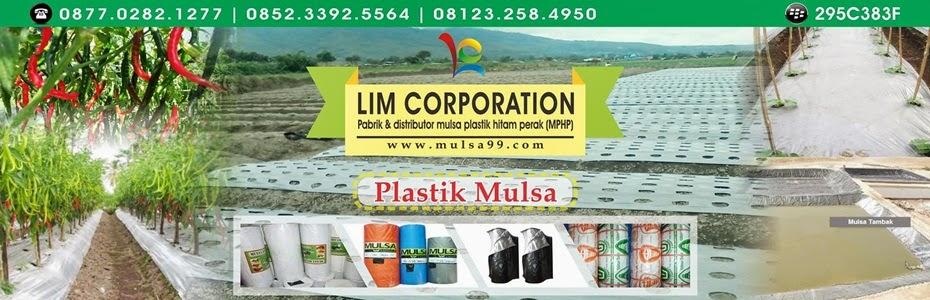 Jual Mulsa Plastik Untuk Pertanian & Tambak
