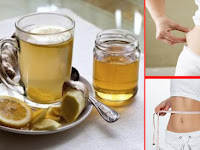 Minum 2 Gelas Ramuan Ini, Lemak Di Perut langsung Hilang