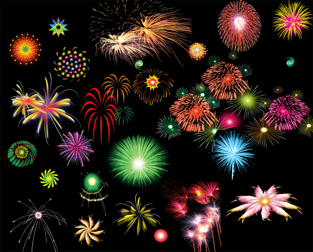 edit your free pictures coloring fireworks png files