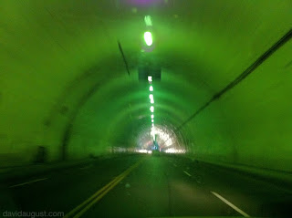 photo of a tunnel in Los Angeles, CA