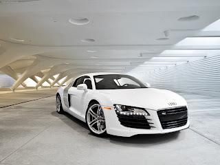 Audi R8 2008 Wallpaper