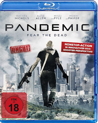Filme Poster Pandemia