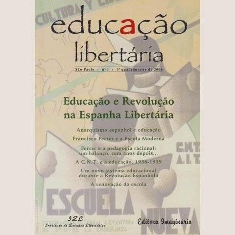 REVISTA EDUCAÇÃO LIBERTÁRIA nº 1