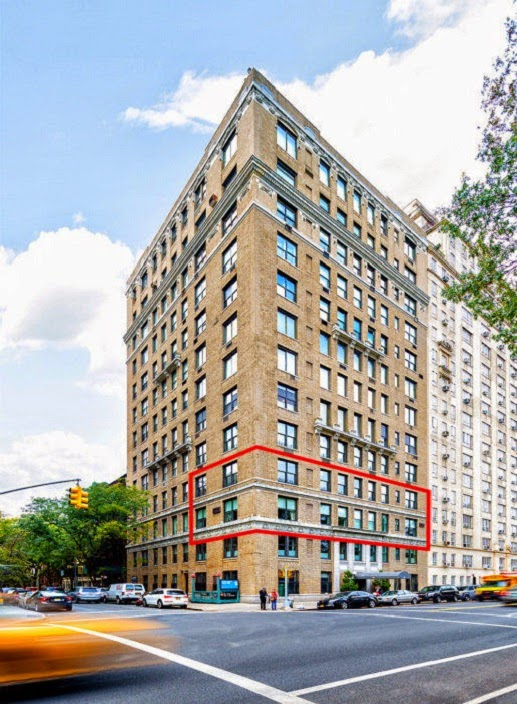 10 Gambar - Apartment Mewah Bruce Willis di New York