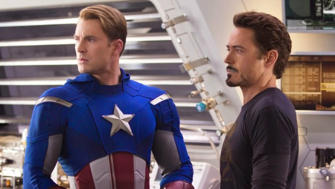 Captain America 3 Is Going To Be Huge says Robert Downey Jr