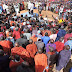 MGOMBEA URAS WA CHADEMA EDWARD LOWASSA ENDA MWANGA KUWAPA POLE FAMILIA YA MAREHEMU MZEE KISUMO