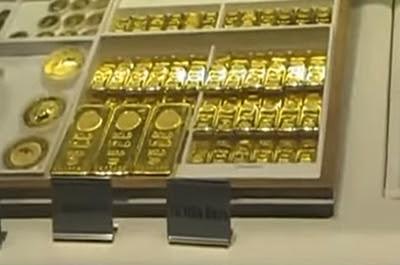 investasi emas lantakan