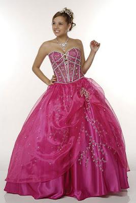vestido 15 anos, rosa