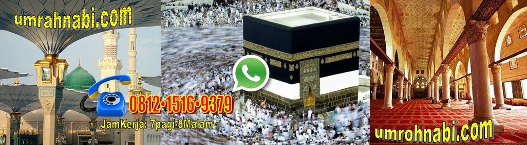 O8I2•I5•I6•9379 | Umrah dan Haji Plus : Tour and Traveling - Keliling Dunia