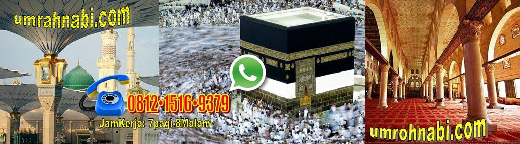 O8I2•I5•I6•9379 | Umrah dan Haji Plus : Tour and Traveling - Keliling Dunia