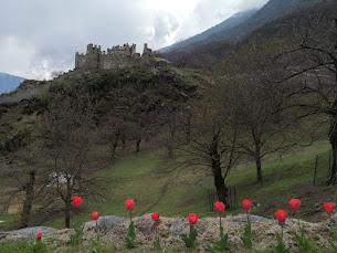 I castelli di Grosio, Valtellina
